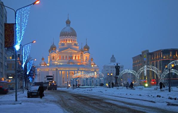 Фото Город Саранск
