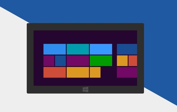 Картинка логотип, Windows, microsoft, бренд, Windows 8, Операционная система