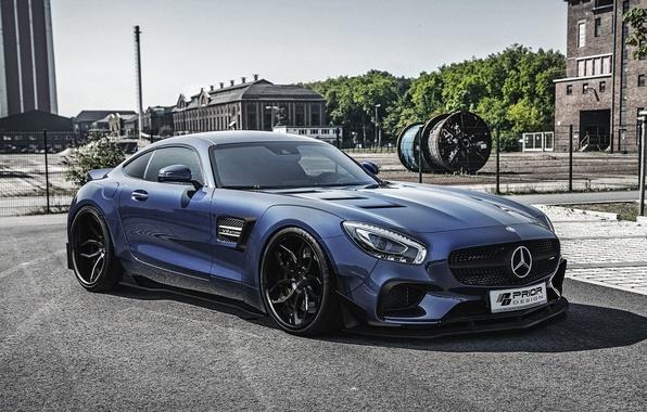 Картинка Mercedes-Benz, Mercedes, суперкар, мерседес, AMG, Prior-Design, C190, PD800GT