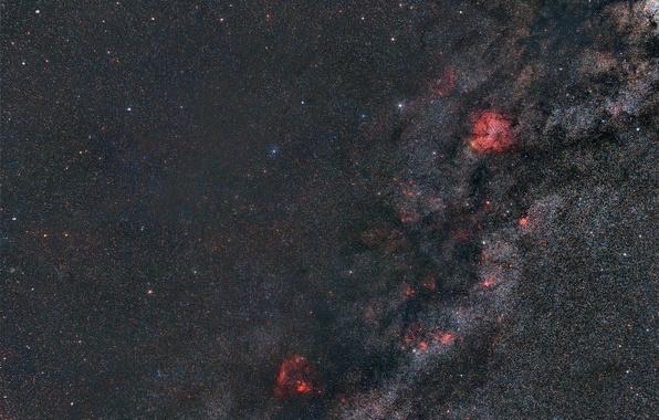 Картинка космос, звезды, мироздание