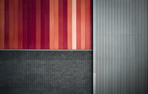 Картинка стена, цвет, форма