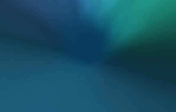Картинка green, abstract, wallpaper, blue, fon
