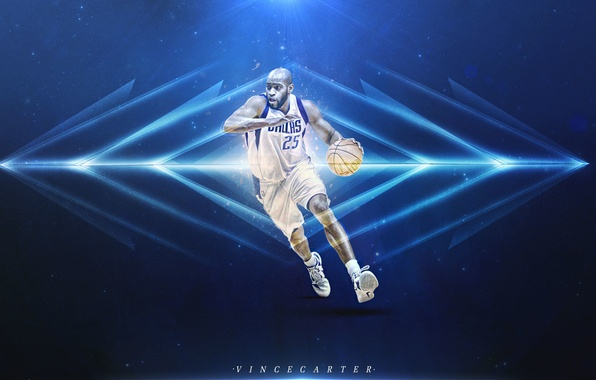 Картинка мяч, баскетбол, basketball, nba, нба, ball, Dallas Mavericks, Vince Carter, Винс Картер, Даллас Маверикс, Dallas …