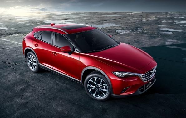 Картинка Mazda, мазда, кроссовер, CX-4