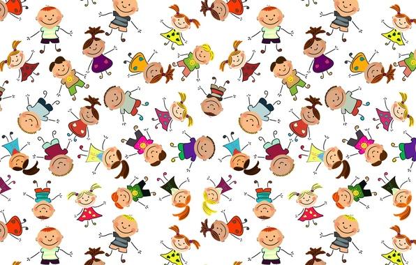 фоны в картинках для детей