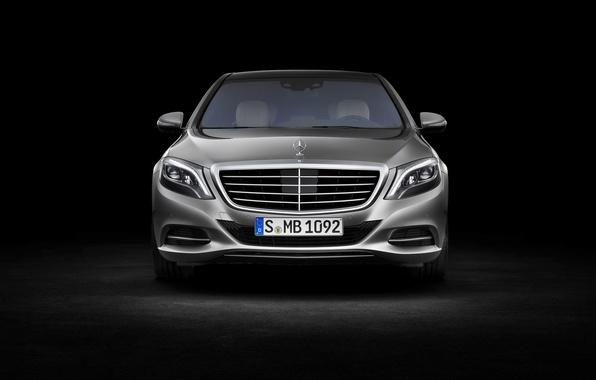 Картинка Mercedes-Benz, Mercedes, S-class, W222