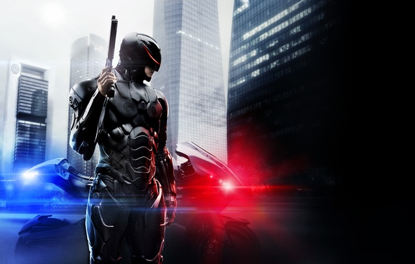 Картинка Light, Action, Red, Sky, Movies, Gun, Police, Blue, Black, and, Wallpaper, Boy, Moto, Alex, RoboCop, …