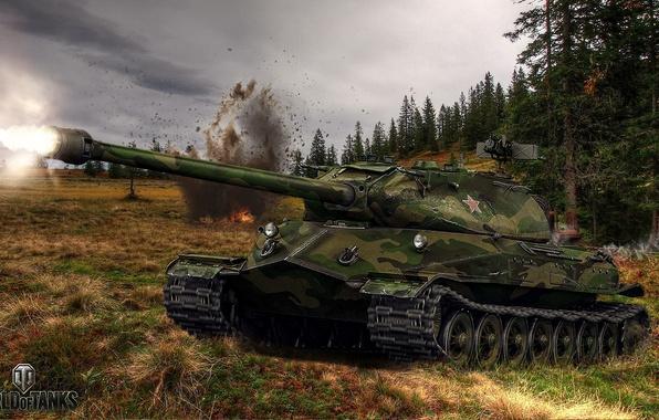 картинки танков на рабочий стол № 524205  скачать