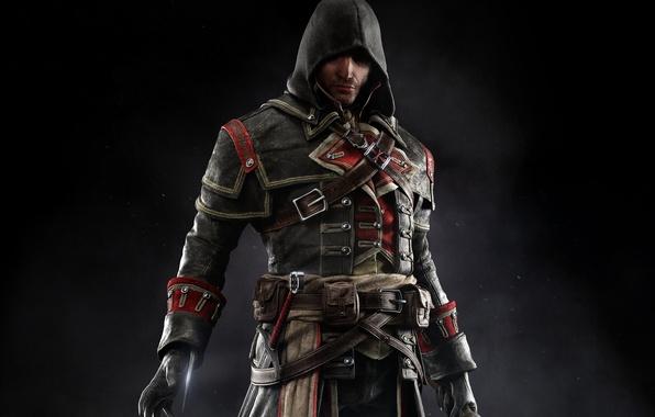 Картинка солдат, тамплиер, убийца, Assassin's Creed: Rogue