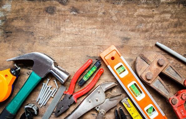 Картинка wood, tools, workbench