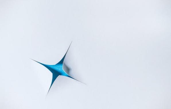 Картинка Star, Blue, White