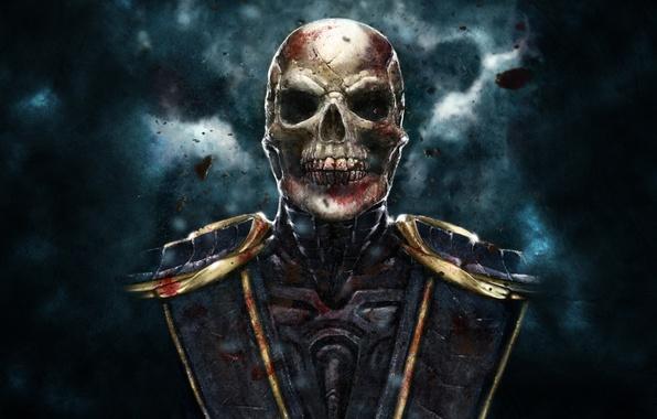 Скелеты арты