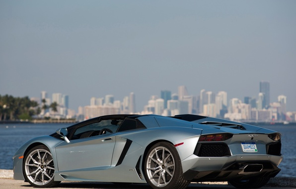 Картинка Roadster, Lamborghini, LP700-4, Aventador