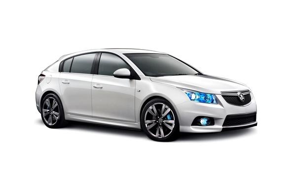 Картинка Concept, хэтчбек, Holden, холден, Hatchback, Cruze, 2014, круз