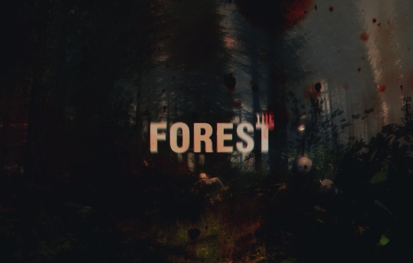 Обои игры игра Games Pubg Playerunknowns картинки на: Обои The Forest, The Game, Survival, игра, выживание