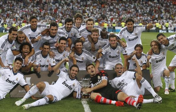 Картинка Спорт, Футбол, Football, Реал Мадрид, Real Madrid, Sport, Soccer