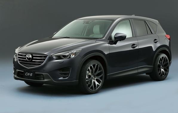 Картинка Concept, Mazda, мазда, 2015, CX-5