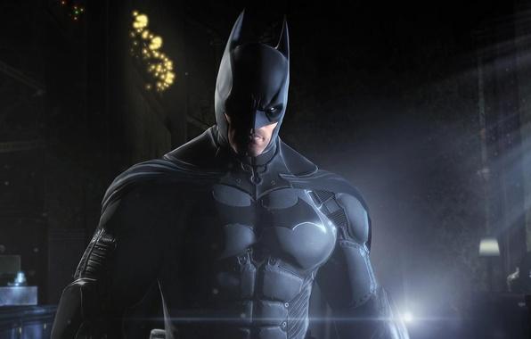 Картинка игры, batman, бэтмен, темный рыцарь, комикс, dark knight, bruce wayne, batman: arkham origins