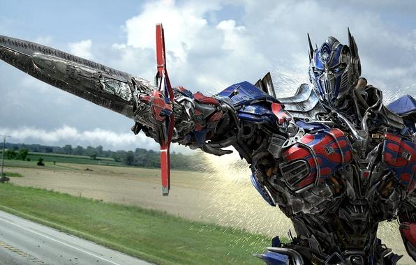 Transformers age of extinction трансформеры эпоха