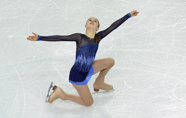Картинка взгляд, лёд, руки, фигурное катание, Russia, крестик, хвостик, коньки, РОССИЯ, Сочи 2014, XXII Зимние Олимпийские …