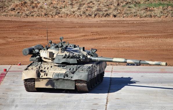 Картинка красота, танк, пушка, биатлон, гусеницы, т-80у, танковый
