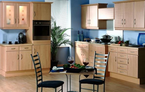 Картинка дизайн, стиль, стол, комната, мебель, стулья, интерьер, кухня