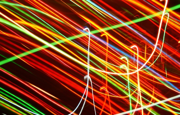 Картинка линии, яркий, блеск, радуга, colorful, rainbow, lines, красочный, bright, shine