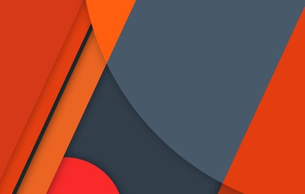 Картинка линии, красный, серый, круг, текстура, овал, material