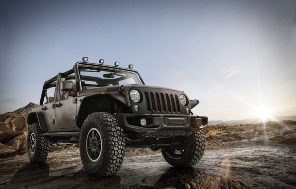 Картинка Stealth, Wrangler, Jeep, 2014, Unlimited Rubicon