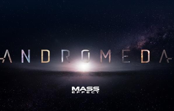 Картинка космос, звезды, mass effect, bioware, andromeda, Mass Effect: Andromeda