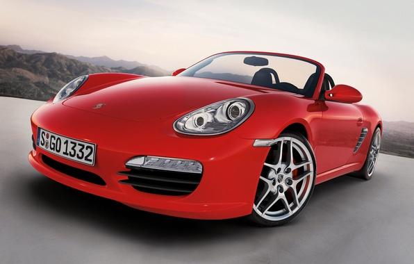 Картинка Porsche, 2012, порше, Boxster S, бокстер, 987