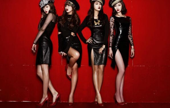Картинка kpop, Bora, Hyolyn, sistar, Dasom, Soyou