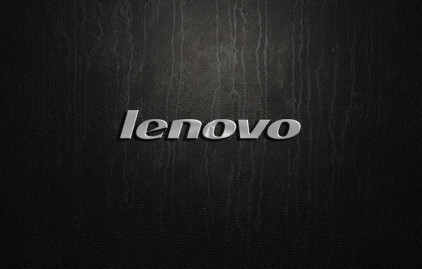 Картинка silver, logo, lenovo