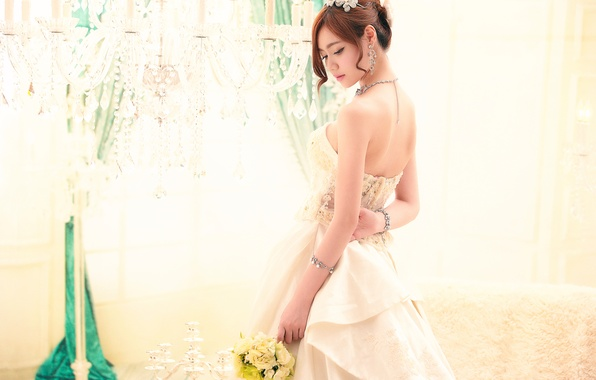 Картинка стиль, букет, невеста, свадьба