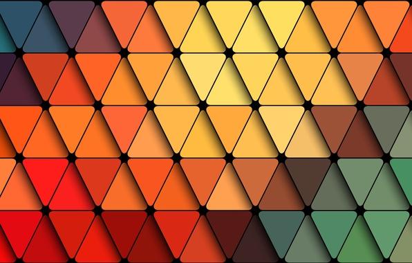 Картинка линии, абстракции, текстуры, триугольники