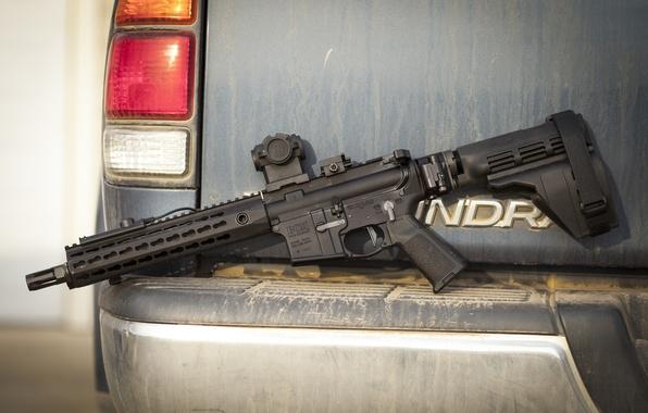 Картинка оружие, assault rifle, AR-15, BCM, штурмовая винтовка