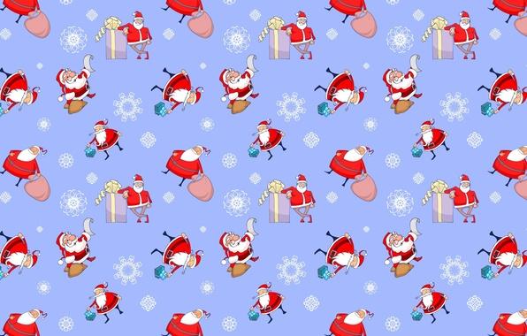 "Презентация на тему: ""Все про Деда Мороза и Новый год 54"