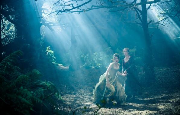 Картинка Emily Blunt, Cinderella, Anna Kendrick, Чем дальше в лес, мюзикл, Into the Woods, Baker's Wife
