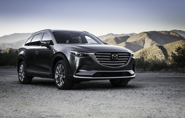 Картинка Mazda, мазда, кроссовер, CX-9