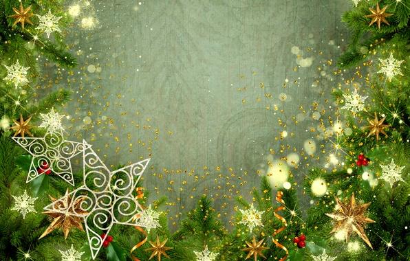 Картинка Рождество, Новый год, stars