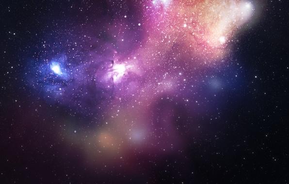 Картинка Космос, Space, Lion