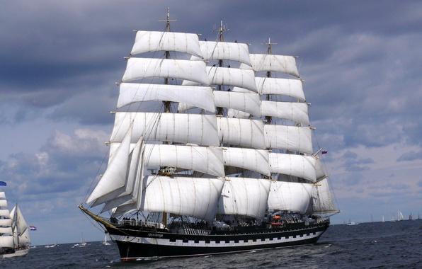 Картинки с кораблями и парусниками