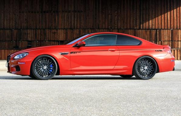 Картинка car, авто, тюнинг, BMW, red, G-Power, Coupe, wallpapers