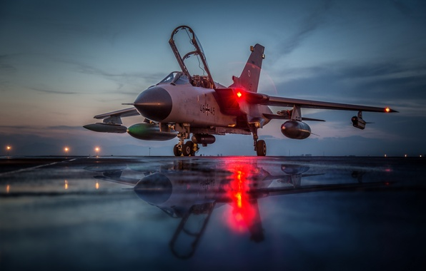 Картинка оружие, армия, самолёт, Tornado GR4
