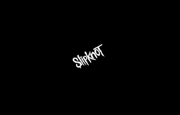Картинка Минимализм, Музыка, Лого, Логотип, Music, Logo, Slipknot, Nu-metal, Ню-метал, Слипнот