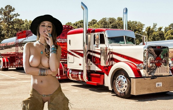 Sexybabes and trucks