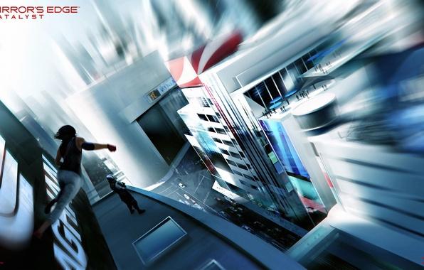 Картинка Electronic Arts, DICE, Faith, Mirror's Edge: Catalyst