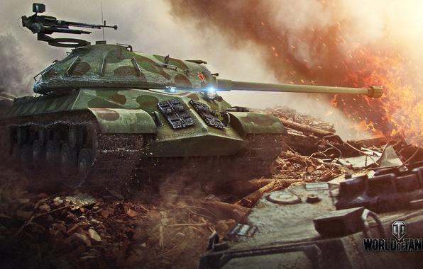 ис 3 танк картинка