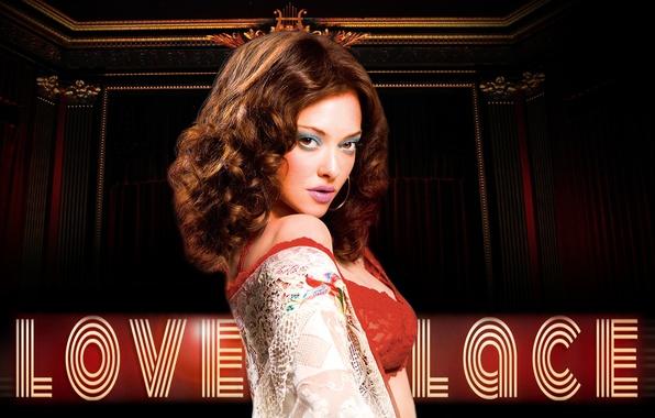Картинка девушка, кино, актриса, movie, film, Amanda Seyfried, celebrity, Lovelace