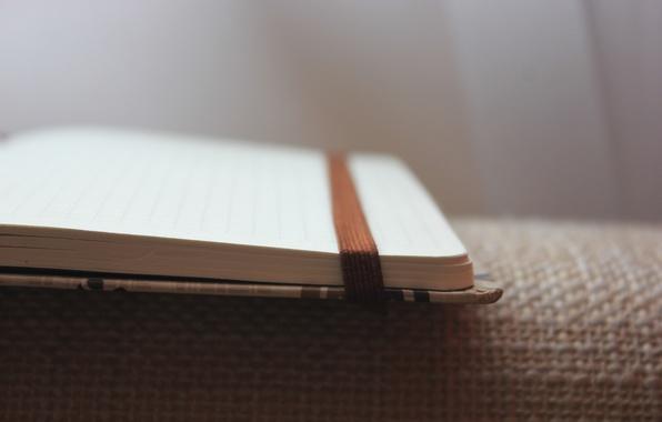 Картинка бумага, мысли, блокнот, записи, ежедневник